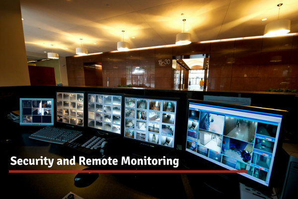 Security and Remote Monitoring - Kiote Services - IP Remote Camera 24/7